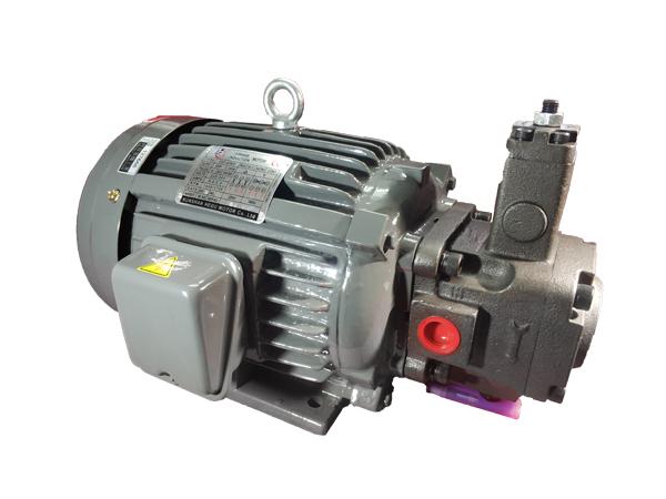 油泵电机组3HP+VP30