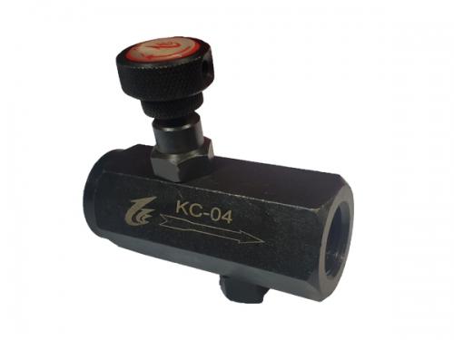 节流阀KC-04